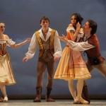Brno: Tři balvany pro Giselle