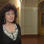 Sylvie Bodorová na Nový rok
