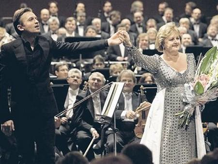 Bratislavské hudební slavnosti: Edita Gruberová a další esa