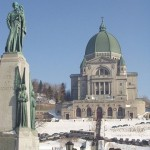 List z Kanady: L'Oratoire v Montrealu, varhany a Philippe Bélanger