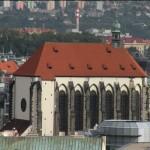 Za varhaníkem Přemyslem Kšicou k pražské Panně Marii Sněžné