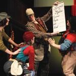Sen noci svatojánské – skvělý balet a skvělý Shakespeare