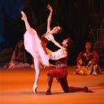 Přenos Korzára na YouTube zahájil živé internetové vysílání baletů z Velkého divadla v Moskvě