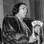 Marian Anderson, první černoška v Met