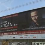 Projekt Velké slovenské hlasy zahájil Štefan Kocán