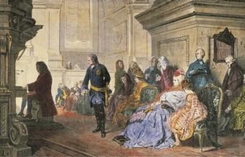 Collegium Marianum hrálo Královské téma