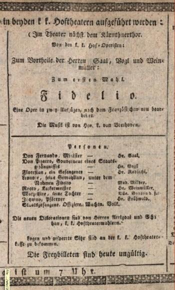 Beethovenův Fidelio se v Praze objeví po dvaceti letech