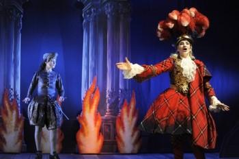 Händel-Festspiele Göttingen 2012: Amadigi di Gaula – s naší Markétou Cukrovou