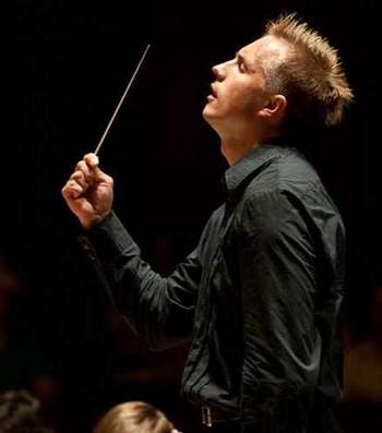 Ruský dirigent zahajuje Pražské jaro
