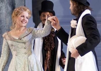 Renée Fleming jako Arabella: Vídeň ne, Paříž ano