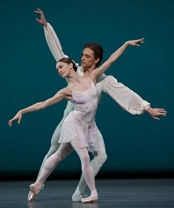 Londýnský Královský balet boduje s Verdim od Balanchina