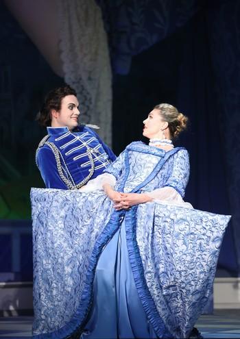 Vídeňská opereta má novou hvězdu: Annette Dasch