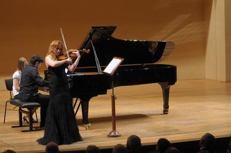 Romantické housle Marianny Vasiljevy