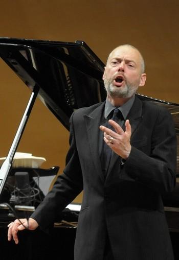 Fenomenální Schubert v podání Marka Padmora