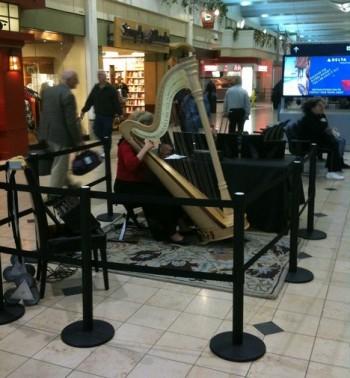 S hudebním nástrojem do letadla? Problém!