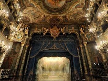 A znovu Bayreuth: Markraběcí divadlo na seznamu UNESCO