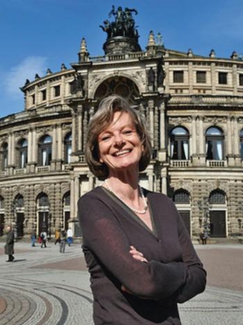 První dáma drážďanské opery je po smrti