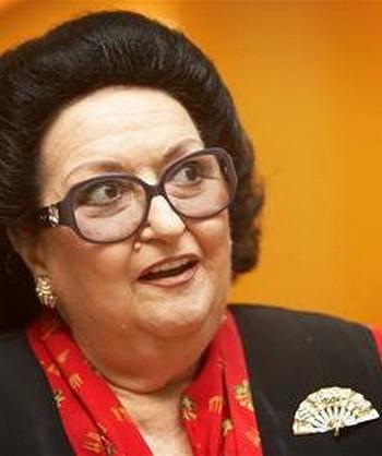 Montserrat Caballé bude zpívat v Bratislavě