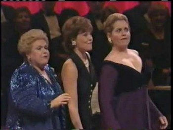 Primadony od opery versus hvězdy z Broadwaye. Kdo s koho?