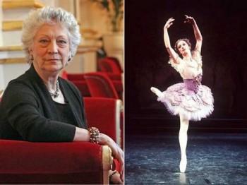 Královský balet se loučí s Monicou Mason