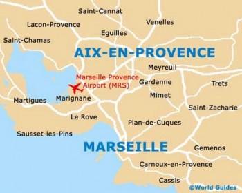 Aix-en-Provence? Žádný problém!