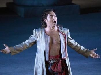 Roberto Alagna poprvé jako Kalaf, poslechněte si jeho Nessun dorma