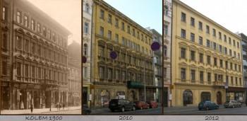 """Minulost a budoucnost """"Dvořákova domu"""" v Žitné ulici"""