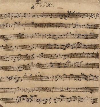 Za rukopis Bachovy kantáty 13 miliónů