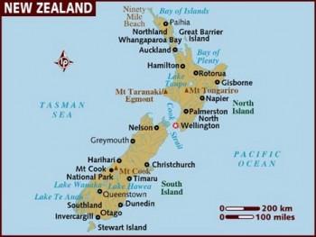 Problémy orchestrů na Novém Zélandu a my