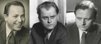 Tři čeští tenoři: Beno Blachut, Ivo Žídek a Oldřich Kovář