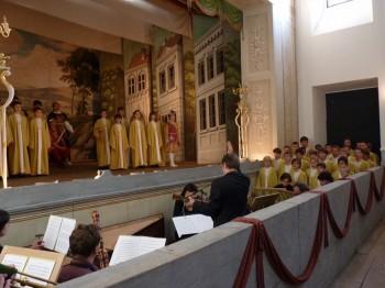 Purcellův Dioklecián poprvé v Čechách