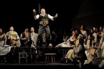 Argentinský tenorista Gustavo Porta v ostravské premiéře La Wally
