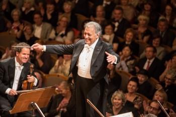 Zubin Mehta potěšil Prahu Straussem i Dvořákem