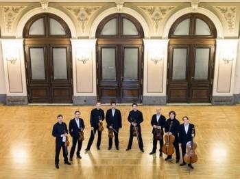 Mladá kvarteta na Dvořákově Praze