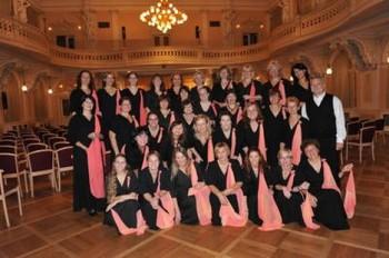 Sláva vítězům: Foerstrovo komorní pěvecké sdružení