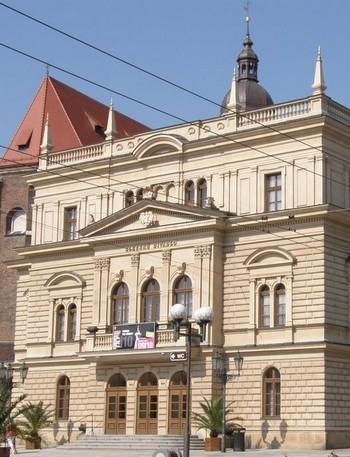 Nový ředitel divadla v Opavě: Karel Drgáč