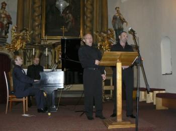 Petr Matuszek a Václav Sibera