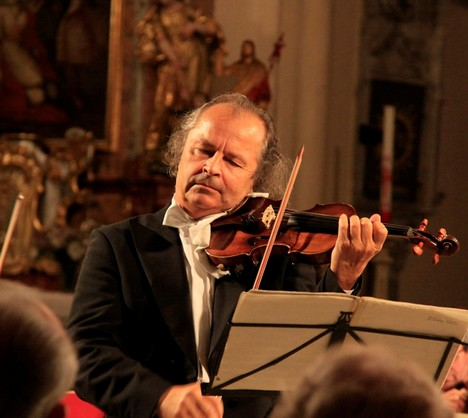 Svátky hudby v Praze tentokrát začínají ve znamení Benátek