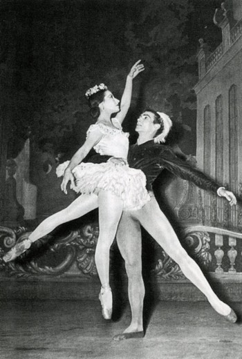 Balet s copyrightem: Amerikana ve Státní opeře