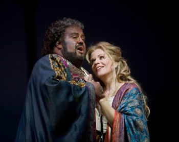 Verdiho Otello z Met
