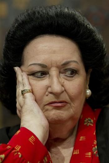 Montserrat Caballé je po mozkové mrtvici