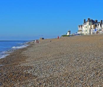 Brittenův Peter Grimes se bude hrát přímo na pláži