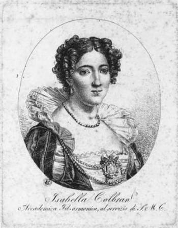 Rossiniho múzy: Marietta Marcolini a Isabella Colbran (2)