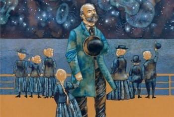 Seznamte se: Antonín Dvořák, hlavní hrdina nového komiksu