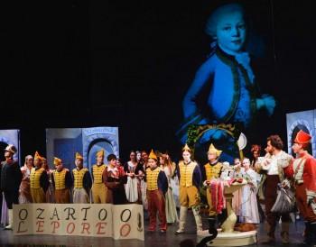 Dětská opera Praha: Mozartovo leporelo