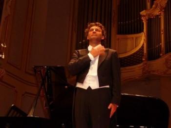 Dvakrát Jonas Kaufmann s písňovým recitálem