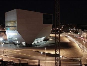 Design a zvuk: Casa da Música Porto