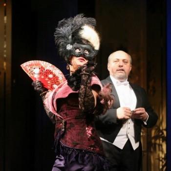 Opavská opera dává nového Netopýra