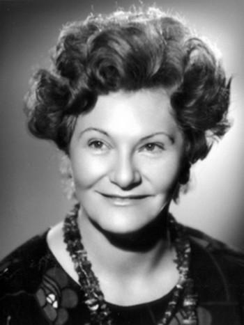 Libuše Lesmanová (1921-2012)