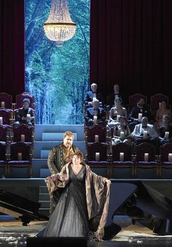 Vídeňská státní opera: Ariadna na Naxu v novém